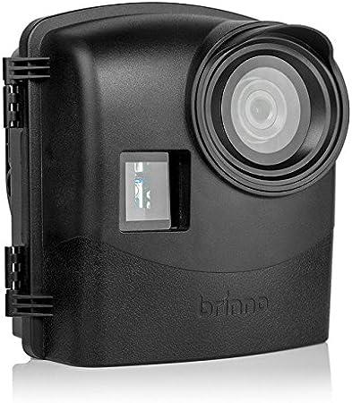 TLC200Pro TLC120 TLC130 TLC2000 Brinno ATH2000 Custodia con Alimentazione Aggiuntiva Resistente agli Agenti Atmosferici IPX5 compatibile con Videocamere Brinno TLC200