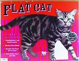 Blue Q Flat Cat Die-Cut Stand Up Pet