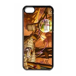 iPhone 5c Cell Phone Case Black ShiftlingsSLI_820459