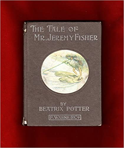 Book The Tale of Mr. Jeremy Fisher