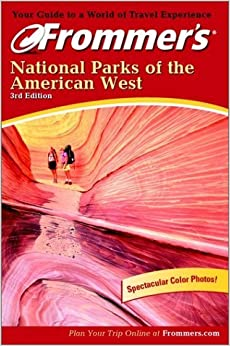 Frommer's National Parks of the American West (Park Guides) by Don Laine (2002-04-29)