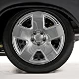 "Set of Four 17"" Chrome ABS Wheel Covers for 2008-2010 Dod..."