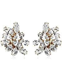 Swarovski Crystal Earrings for Bridal Wedding Anniversary