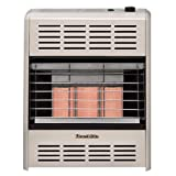 Empire Vent-Free Radiant Heater LP 15000 BTU, Manual Control
