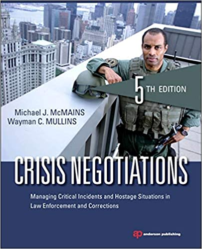 hostage negotiation study guide