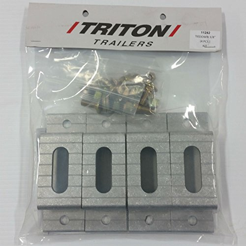 Triton 11242 3/8-inch Tie Down Kit