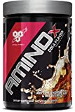 BSN Amino X Cola Series, Post Workout Muscle Recovery & Endurance Powder with 10 Grams of Amino Acids and 150 mg Caffeine Per Serving, Flavor: Cola Amino, 20 Servings