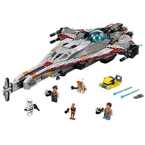 LEGO Star Wars The Arrowhead 75186 Building (Dome Stem Canopy)
