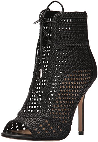 Sam Edelman Women's Abbie Ankle Bootie - Black - 6 B(M) US