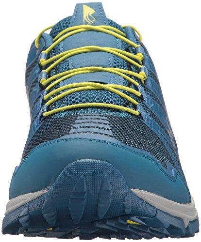 Columbia Mountain Masochist IV, Scarpe da Trail Running Uomo Blu (Phoenix Blue, Zour 489)