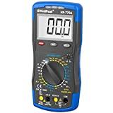 HoldPeak HP-770A Digital Multimeter Meter with NCV Feature and Capacitance/Diode/hFE Test