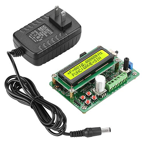 DDS信号発生器、UDB1005S/UDB1008S UAC100-240V波形機能信号発生器DDSモジュール(UDB1005S 5MHz US plug)