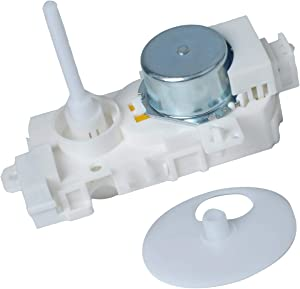 Gekufa W10537869 Dishwasher Diverter Motor Fit for Whirlpool, Kenmore, Jenn-Air, Amana Replaces W10195076, W10476222, W10537869VP, W10849439