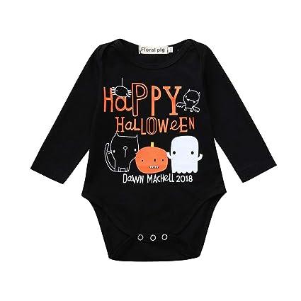 7bf9940c4 Amazon.com  Newborn Infant Toddler Baby Girl Boy Bodysuti Clothes ...