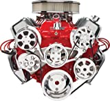 Billet Specialties 14220 Tru Trac Pulley System for Big Block Chevy