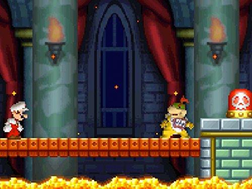 Clip: New Super Mario Bros. DS (New Super Mario Bros Ds All Bosses)