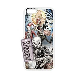 "Personalized Unique Design Case for Iphone6 Plus 5.5"", The Nightmare Before Christmas Cover Case - HL-2061011"