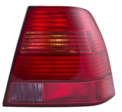 HELLA 963670031 Volkswagen Jetta MkIV Passenger Side Replacement Tail Light Assembly