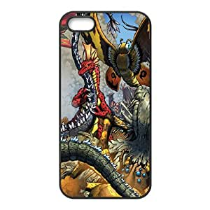 Lucky Magical dragon and monster Cell For SamSung Galaxy S3 Phone Case Cover