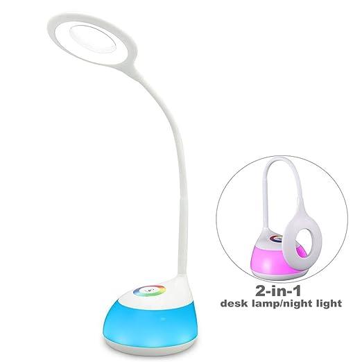 8 opinioni per HEIMDALL lampada scrivania lampada occhio protezione LED con 3 livelli di luce