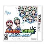 Nintendo Mario & Luigi: Dream Team - Action/Adventure Game - Cartridge - Nintendo 3DS