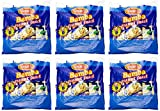 Bamba Snack, Peanut, 8 Count (.7 oz each) - 33.6 oz (Pack of 6)