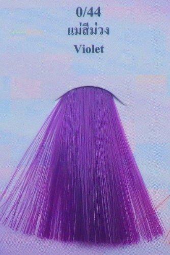 teinture coloration cheveux permanente goth emo elfe cosplay violet 044 amazonfr beaut et parfum - Coloration Permanente Violet
