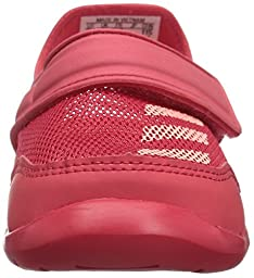 adidas Performance Girls\' Fortaswim I Sandal, Core Pink Haze Coral Core Pink S, 8 M US Toddler