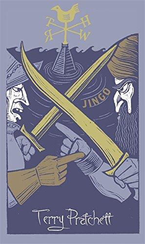 book cover of Jingo