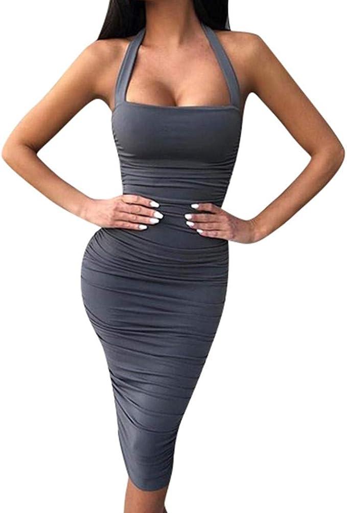 AIFGR Falda de señora Damas Vestido de Fiesta Vestido de Fiesta de ...