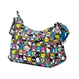 JuJuBe HoboBe Purse Diaper Bag, Hello Kitty