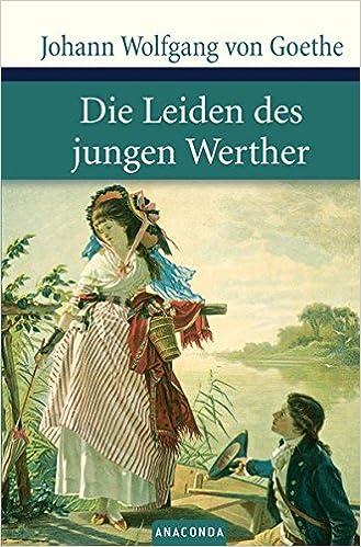 Die Leiden Des Jungen Werther Amazoncouk Johann Wolfgang