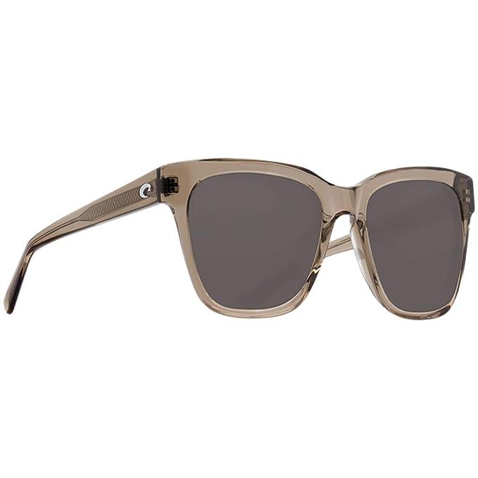 Costa CQA258OGGLP - Gafas de sol cuadradas para mujer con ...