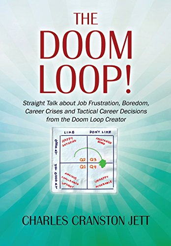 The DOOM LOOP! Straight Talk about Job Frustration, Boredom, Career Crises and Tactical Career Decisions from the Doom Loop Creator.