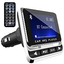 FMトランスミッター TC Bluetooth ワイヤレス 発信機 無線 レシーバ...