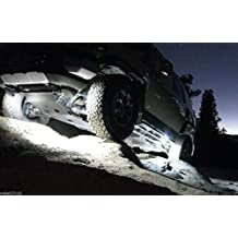 LED Ground Trail Clearance Lights for Jeep Toyota Nissan Ford Chevy RZR UTV & More
