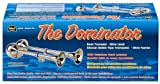 Wolo (125) The Dominator Stainless Steel Dual