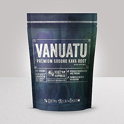 Premium Vanuatu Kava Powder - 1/2lb
