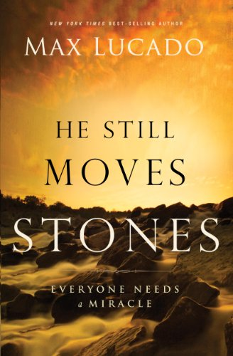 He Still Moves Stones cover