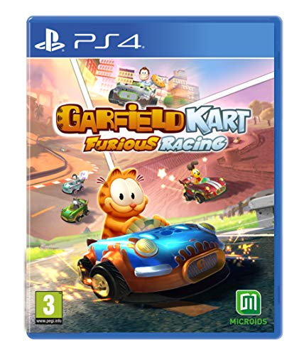 Garfield Kart Furious Racing – PS4 (PS4)