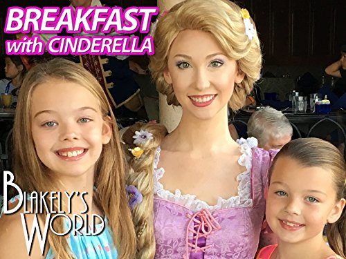 Breakfast with Cinderella for $<!---->