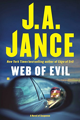 Web of Evil: A Novel of Suspense (Ali Reynolds Book 2)