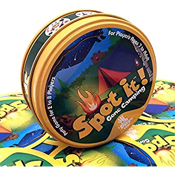 Amazon.com: Gone Camping Juego de cartas: Toys & Games