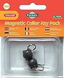 PetSafe Clé Magnétique de Collier - Double Paquet