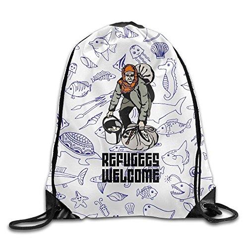 Refugee Duffel Bag - 8