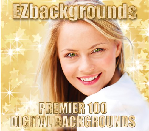 Top 100 Premier Digital Backgrounds Collection by EZbackgrounds
