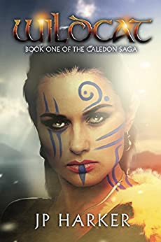 Wildcat (Caledon Book 1) by [Harker, J]