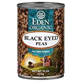 Eden Foods Bean Blk Eye Pea Ns Org
