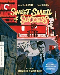 Sweet Smell Of Success (Criterion Collection/ Blu-ray)