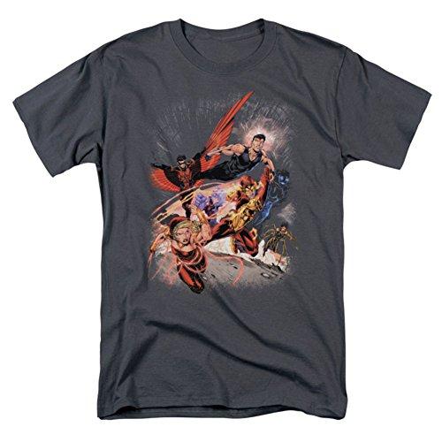 DC Comics New 52 - Teen Titans Men's T-Shirt